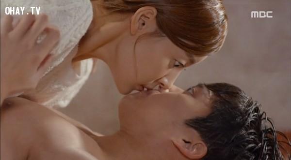 Khi vô tình ngã thường xảy ra những nụ hôn.,phim Hàn,nghịch lý,giả nam,diễn viên