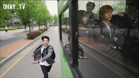 Liệu có phải người Hàn rất khỏe và chạy rất nhanh?,phim Hàn,nghịch lý,giả nam,diễn viên