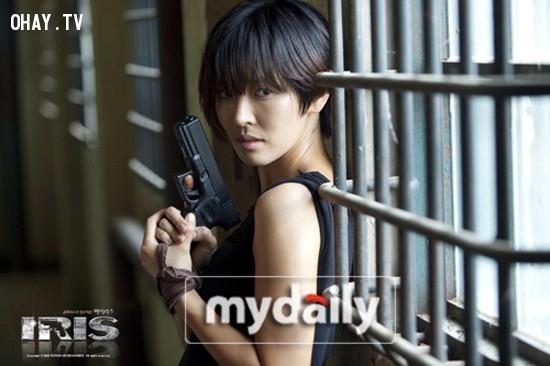 ,phim Hàn,nghịch lý,giả nam,diễn viên