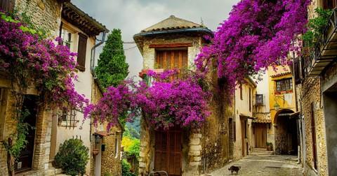 15 ngôi làng đẹp như trong truyện cổ tích mà bạn có thể tìm đến