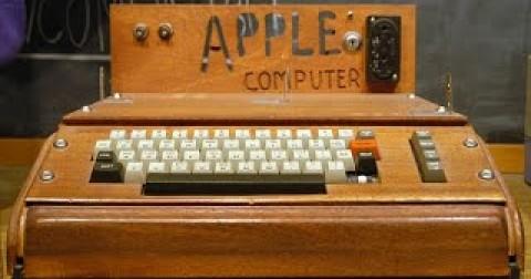 'Tổ tiên' của chiếc iPad có hình thù ra sao?