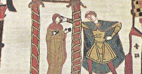 12 Hình ảnh nghệ thuật kỳ lạ từ thời trung cổ