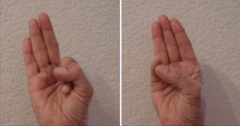 7 động tác Yoga cho bàn tay