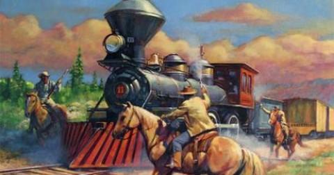 Thử tài phá án: Vụ cướp 2 triệu đô trên tàu hỏa!