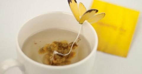 Những túi trà độc đáo, xinh yêu không nỡ uống