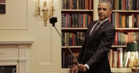 Những khoảnh khắc vô cùng hài hước của Tổng thống  Mỹ Barack Obama