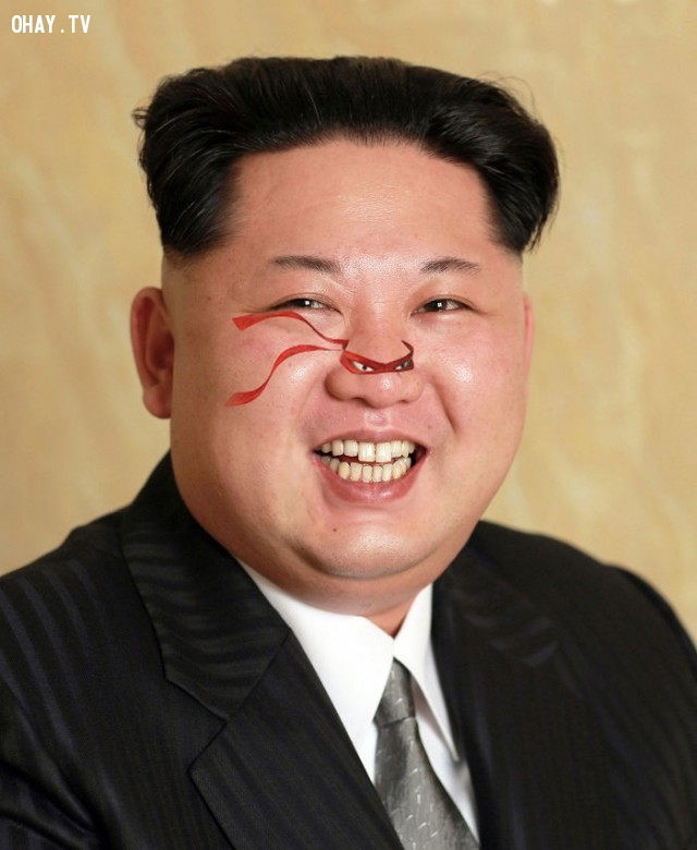 kim jong un,hài hước,ảnh chế