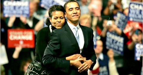 Vợ chồng Tổng thống Obama đã từng nghĩ đến chuyện Ly Dị?