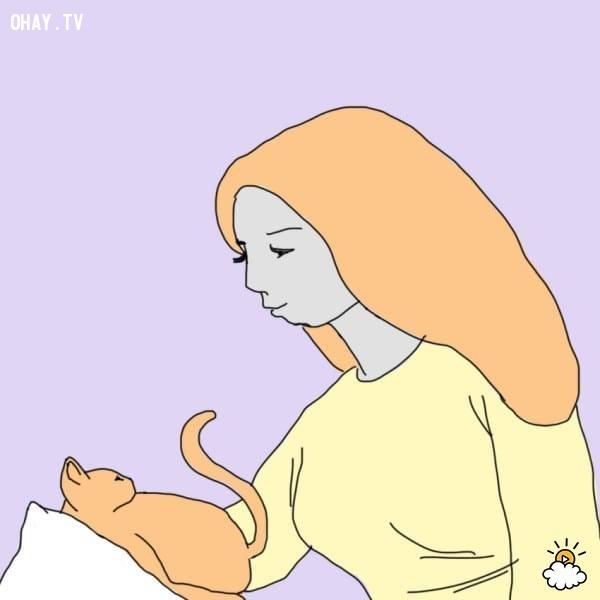 5. Bạn có khả năng kết nối mạnh mẽ với loài vật,khả năng ngoại cảm,tâm linh,hiện tượng kỳ lạ
