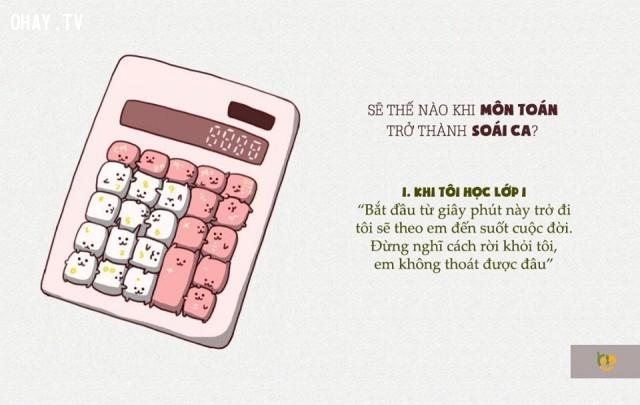 ,soái ca,ngôn tình,toán học,môn toán,ảnh hài,hài hước