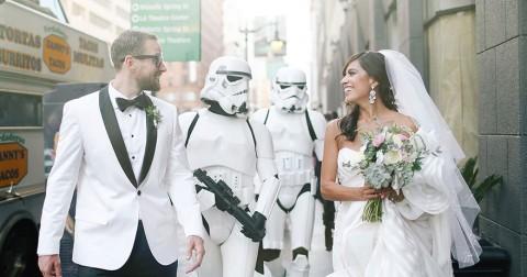 Những ý tưởng tổ chức hôn lễ độc nhất vô nhị