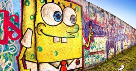 10 bức họa đỉnh cao của Graffiti