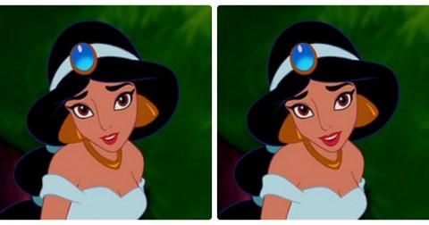 Thử tài tinh mắt: Hãy tìm những nàng công chúa Disney thật