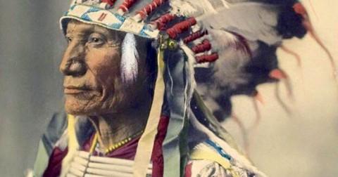 46 bức ảnh màu hiếm hoi về thổ dân Châu Mỹ từ thế kỷ 19 - Phần 2