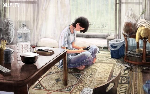 ,vì sao cô đơn,cô đơn,vì sao con người luôn cảm thấy cô đơn