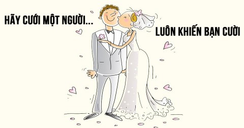 Hãy cưới một người...