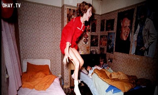 The Enfield Poltergeist - mọi chuyện bắt đầu vào năm 1977,the conjuring 2,ám ảnh kinh hoàng,kinh dị,ma quỷ,bí ẩn