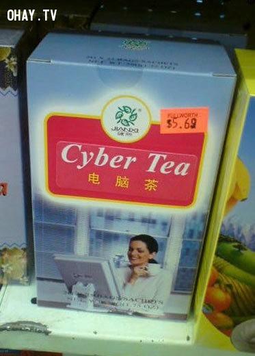Loại trà gì đây,vật phẩm