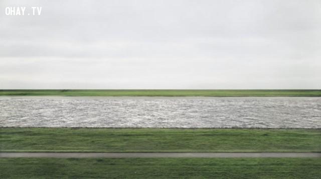 Bức ảnh Rhein II  - 4,3 triệu $.,những thứ siêu đắt,siêu du thuyền,khám phá