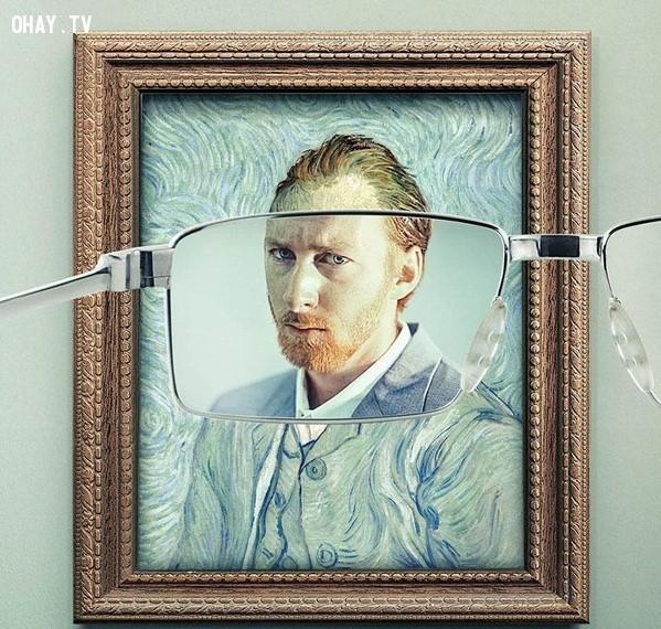 Quảng cáo kính Keloptic,
