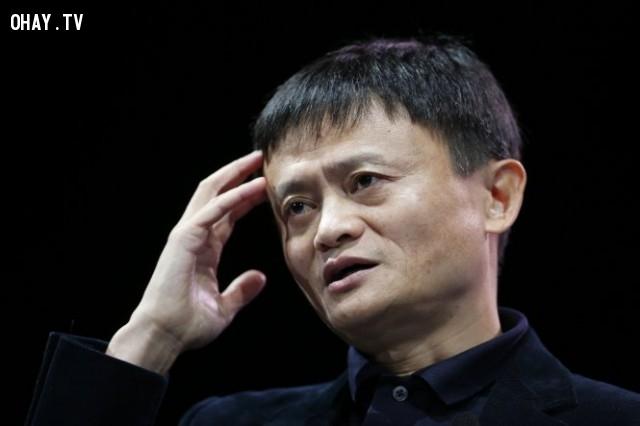 """9. """"Hôm nay khó khăn, ngày mai còn khó khăn hơn nhưng ngày kia sẽ là ngày tuyệt vời."""",Jack Ma,Câu nói hay,Triết lý kinh doanh"""