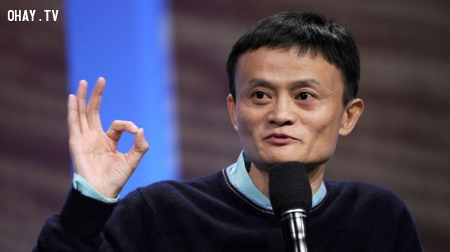 """5. """"Thần tượng của tôi là Forrest Gump, tôi đã xem phim đó tới 10 lần."""",Jack Ma,Câu nói hay,Triết lý kinh doanh"""