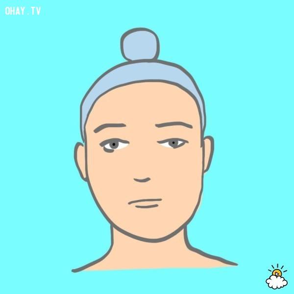 Kiểu ánh mắt 1: Nhìn trực tiếp người giao tiếp.,ngôn ngữ ánh mắt,khám phá,giao tiếp bằng mắt,ngôn ngữ cơ thể