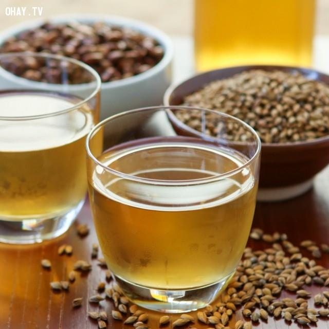 9.Trà lúa mạch,giảm cân,giảm cân an toàn,thảo mộc giảm cân,sức khỏe và sắc đẹp,bài thuốc giảm cân,uống trà giảm cân