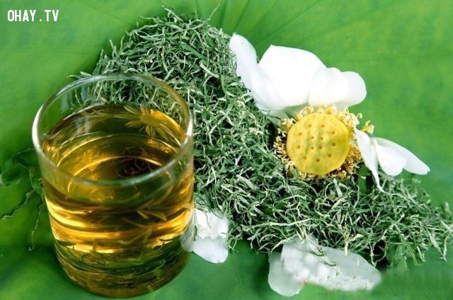 2.Trà lá sen ,giảm cân,giảm cân an toàn,thảo mộc giảm cân,sức khỏe và sắc đẹp,bài thuốc giảm cân,uống trà giảm cân