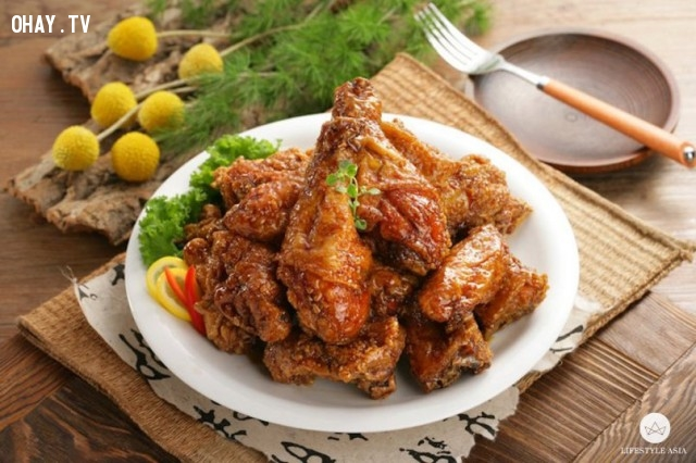 Kko Kkko Nara,gà rán,Singapore,ẩm thực,du lịch