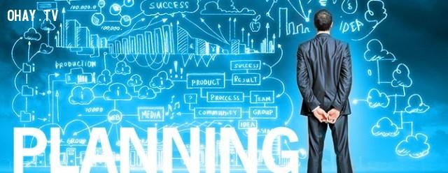 1. Lên kế hoạch mọi việc,thói quen làm việc hiệu quả,thói quen không hiệu quả,tăng hiệu quả công việc