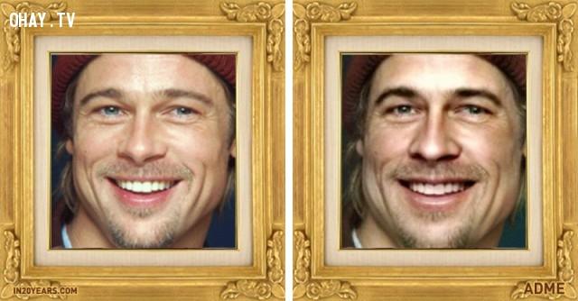 Brad Pitt,dự đoán,hình ảnh,20 năm,tương lai