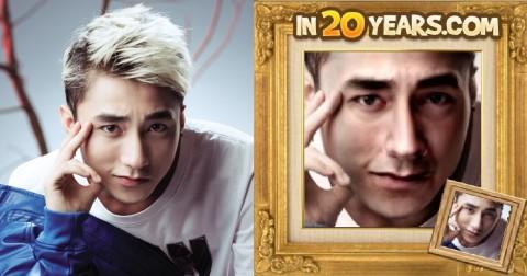 Hình ảnh của bạn sau 20 năm nữa sẽ như thế nào?