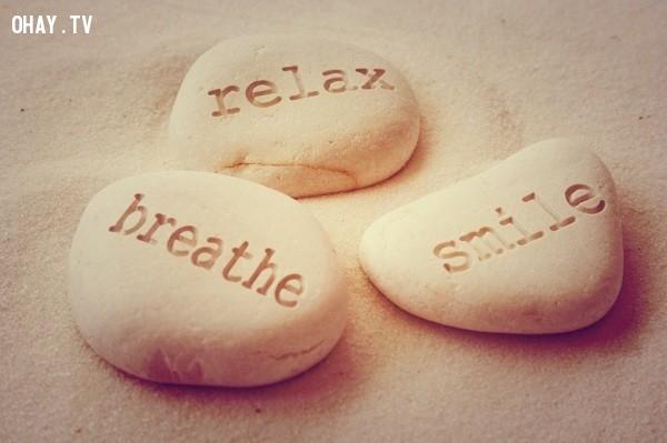 2. Từ bỏ sự căng thẳng,từ bỏ,buông bỏ,sống hạnh phúc,làm thế nào để sống hạnh phúc