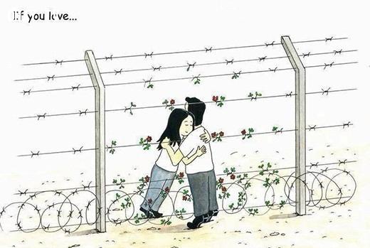 Không gì có thể ngăn được tình yêu,hiện thực cuộc sống