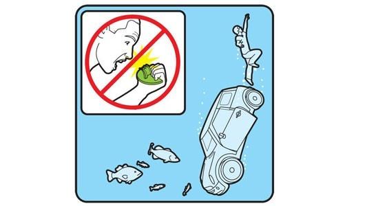 4. Thoát khỏi xe,kỹ năng sinh tồn