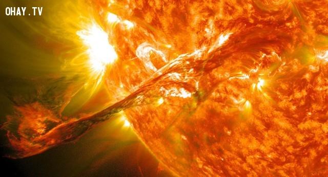 Những vụ nổ trên Mặt trời.,khám phá,kiến thức khoa học,những điều thú vị trong cuộc sống