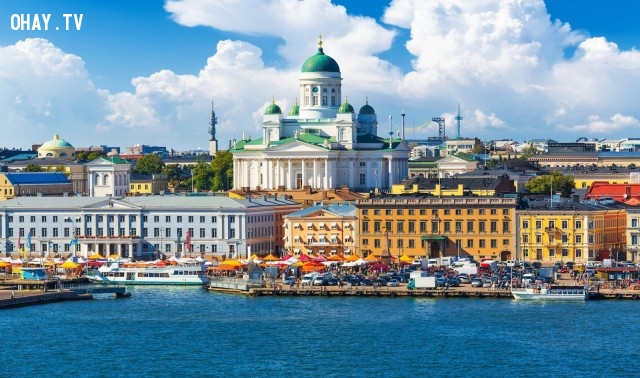 Helsinki, Phần Lan,du lịch,khám phá,sống