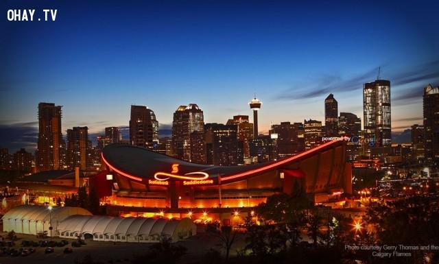 Calgary, Canada,du lịch,khám phá,sống