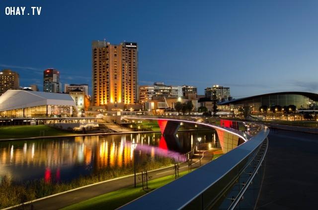 Adelaide, Australia,du lịch,khám phá,sống