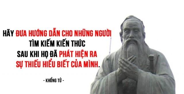 8. Hãy đưa hướng dẫn cho những người tìm kiếm kiến thức sau khi họ đã phát hiện ra sự thiếu hiểu biết của mình.,bài học cuộc sống,Khổng Tử,triết học khổng tử,tư tưởng khổng tử,suy ngẫm,lời dạy của đức khổng tử
