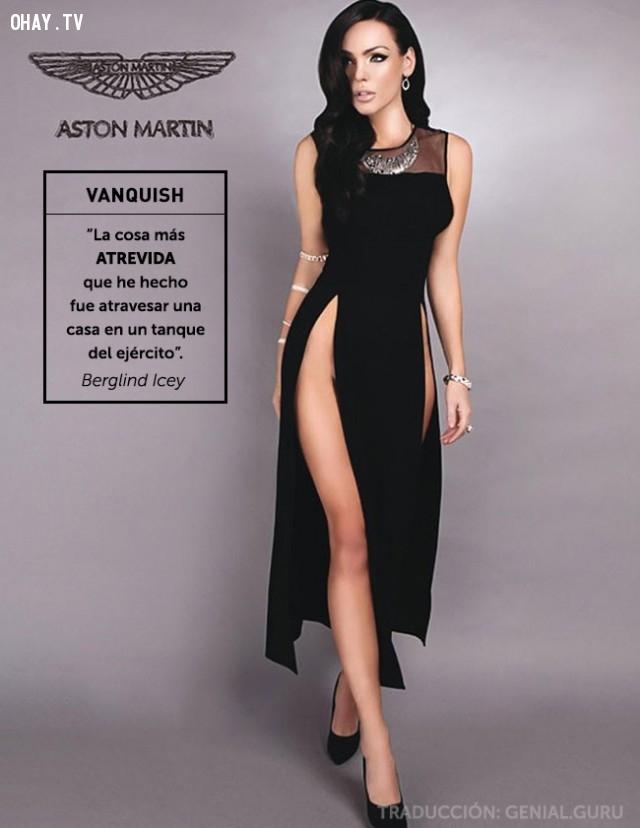 Aston Martin Vanquish hóa thân thành cô gái sang trọng, quí phái.,siêu xe biến hình,ảnh đẹp,những điều thú vị trong cuộc sống