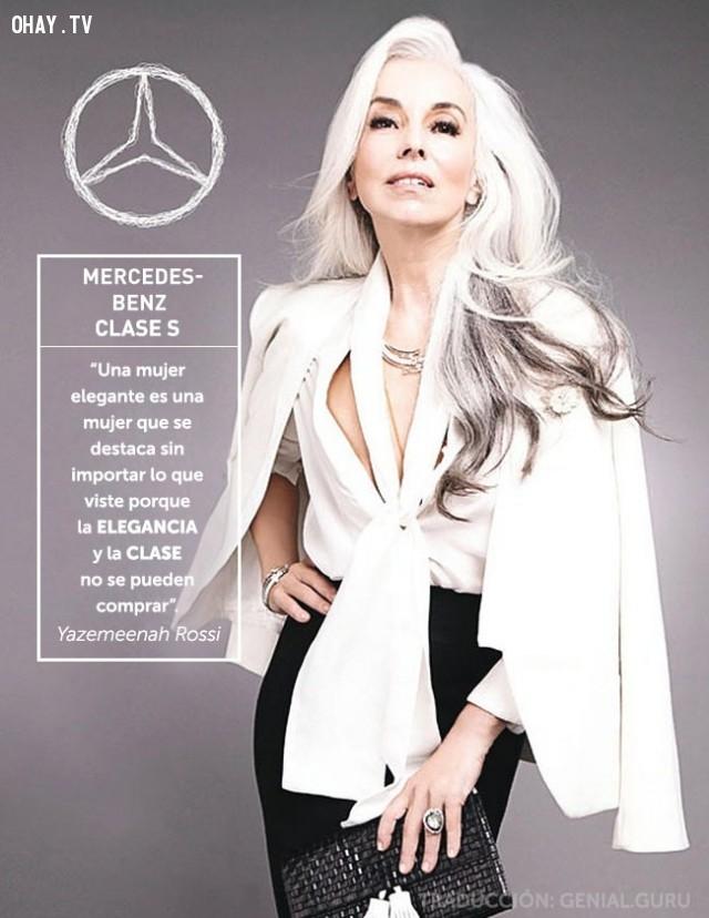 Quí bà Mercedes-Benz S-Clаss sang trọng, sành điệu.,siêu xe biến hình,ảnh đẹp,những điều thú vị trong cuộc sống