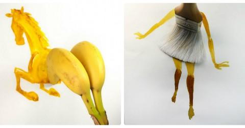 Những kiệt tác nghệ thuật từ những vật dụng thường ngày của Christoph Niemann