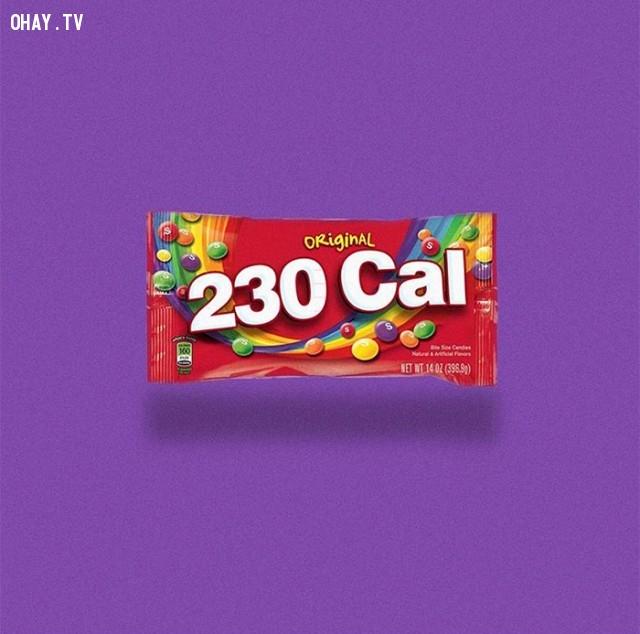 ,logo,nhãn hiệu sản phẩm,thực phẩm,ăn kiêng,calo,calorie