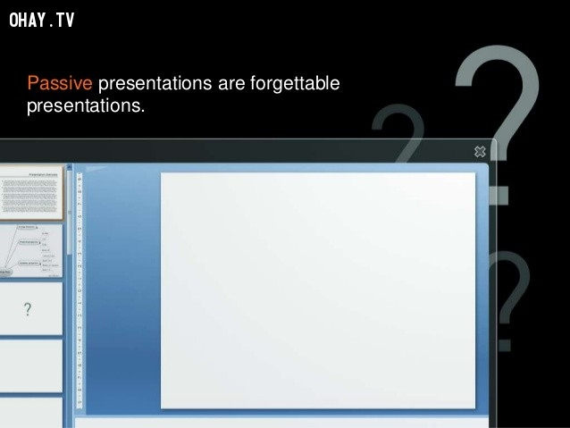 ,thuyết trình,trí nhớ,bộ não,Powerpoint