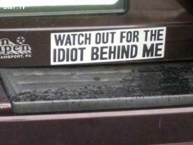 Có vẻ mọi người sẽ tránh xa chiếc xe này.,ảnh hài hước