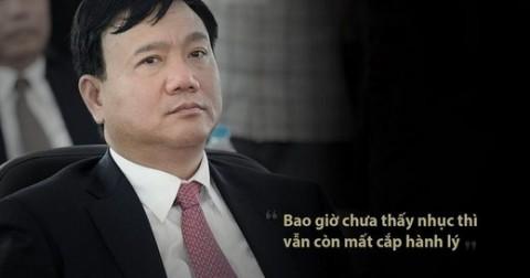31 câu nói cực kỳ ấn tượng của ông Đinh La Thăng