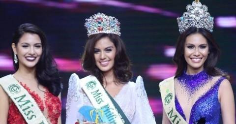 Khâm phục ý chí của hoa hậu trái đất Philippines 2016