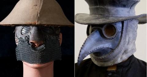 10 chiếc mặt nạ kỳ dị nhất trong lịch sử thế giới